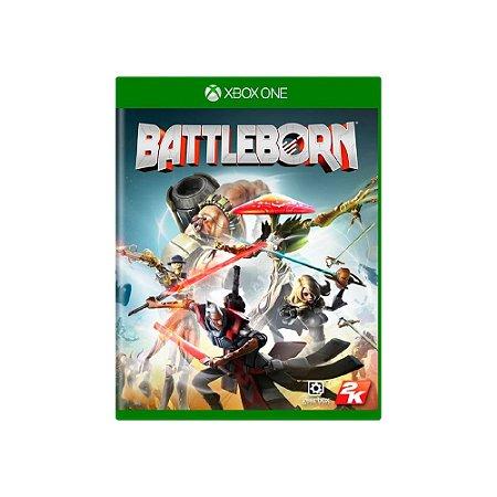 Battleborn - Usado - Xbox One