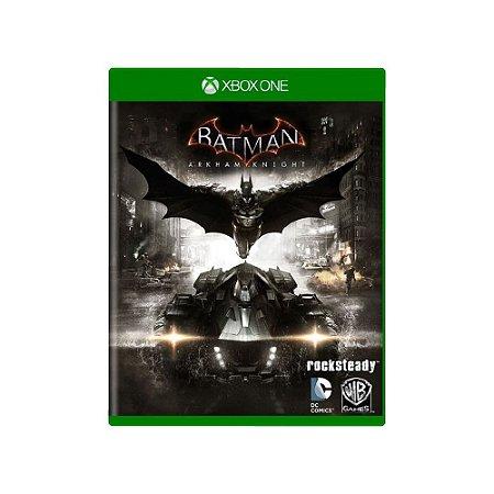Batman Arkham Knight - Usado - Xbox One