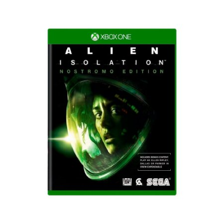 Alien Isolation: Nostromo Edition - Usado - Xbox One
