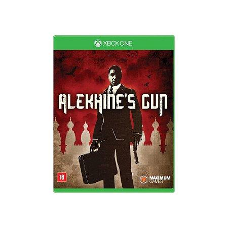Alekhine's Gun - Usado - Xbox One