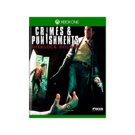 Sherlock Holmes: Crimes & Punishments - Usado - Xbox One