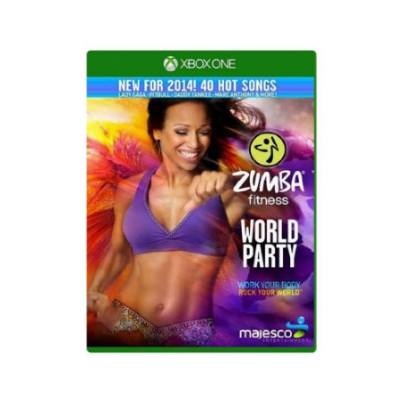Zumba Fitness: World Party - Usado - Xbox One