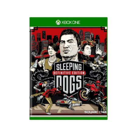 Sleeping Dogs (Definitive Edition) - Xbox One