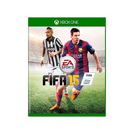 FIFA 15 - Usado - Xbox One