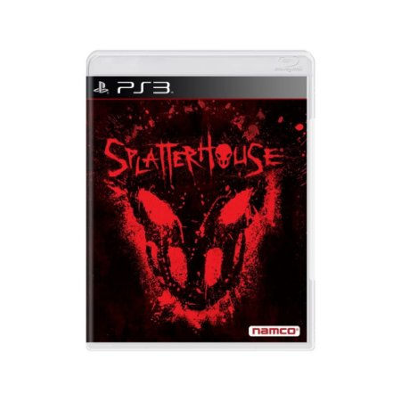 Splatterhouse - Usado - PS3