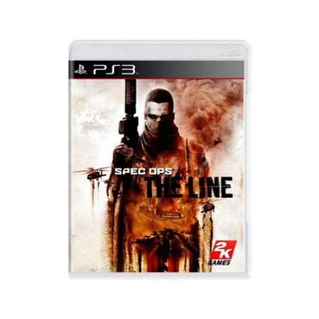 Spec Ops: The Line - Usado - PS3
