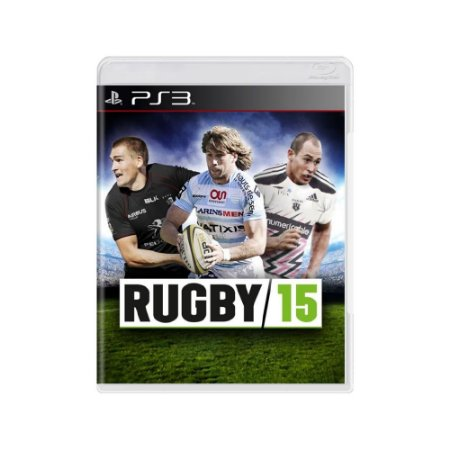 Rugby 15 - Usado - PS3