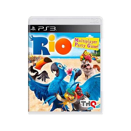 Rio - Usado - PS3