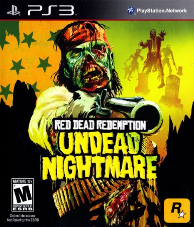 Red Dead Redemption Undead NIghtmare - |Usado| - PS3