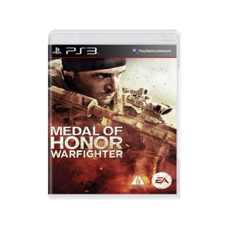 Medal of Honor: Warfighter - Usado - PS3
