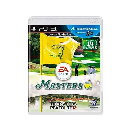 Tiger Woods: PGA Tour 12 - Usado - PS3