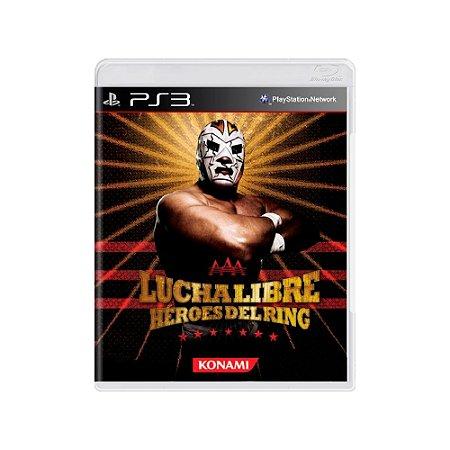 Lucha Libre AAA: Héroes Del Ring - Usado - PS3
