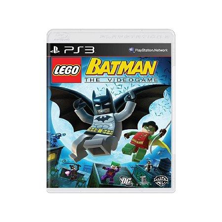 LEGO Batman: The Video Game - Usado - PS3
