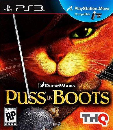 Puss In Boots (Gato de Botas) - |Usado| - PS3