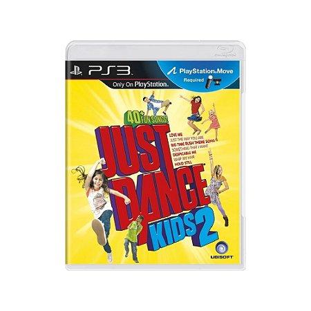 Just Dance Kids 2 - Usado - PS3