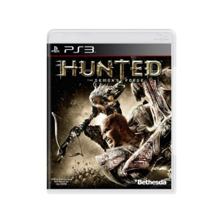 Hunted The Demon's Forge - Usado - PS3