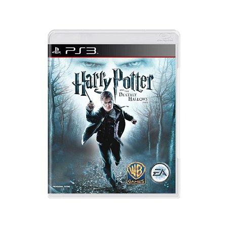 Harry Potter e as Relíquias da Morte Parte 1 - Usado - PS3