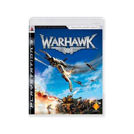 Warhawk - Usado - PS3