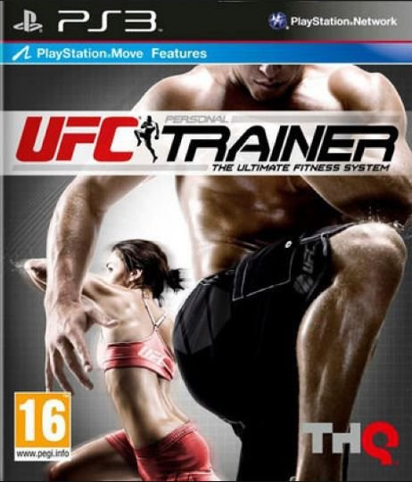 UFC Personal Trainer - |Usado| - PS3