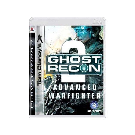Tom Clancy's Ghost Recon Advanced Warfighter 2 - Usado - PS3
