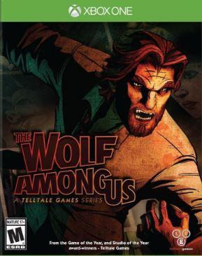 The Wolf Among Us - |Usado| - PS3
