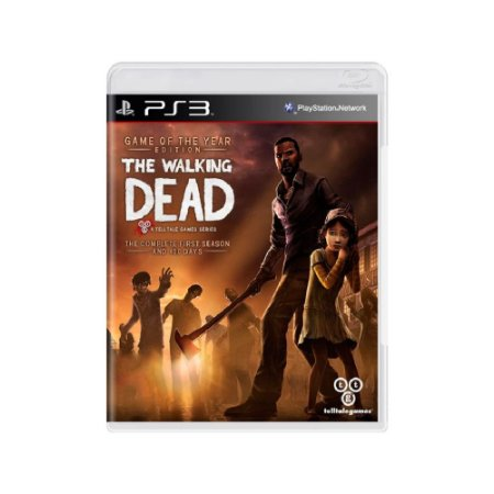 The Walking Dead: The Complete First Season - Usado - PS3