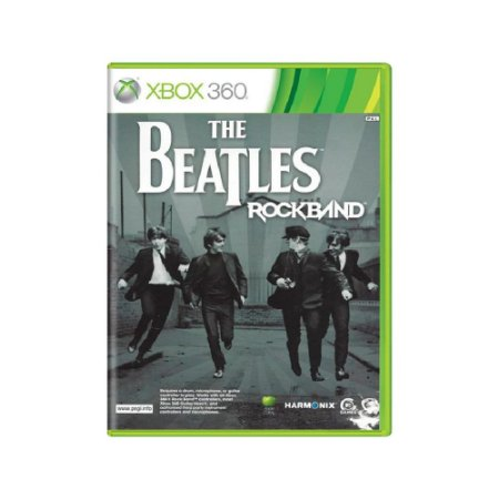 The Beatles: Rock Band - Usado - Xbox 360