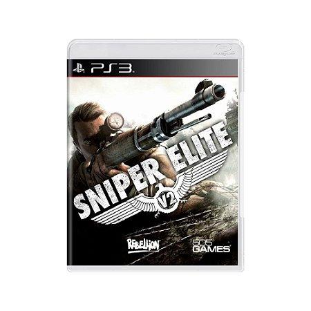 Sniper Elite V2 - Usado - PS3