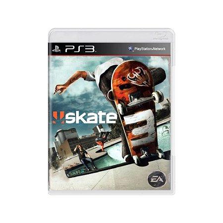 Skate 3 - Usado - PS3