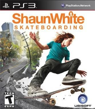 Shaun White Skateboarding - |Usado| - PS3