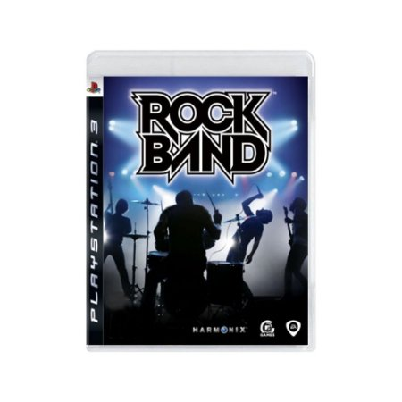 Rock Band - Usado - PS3