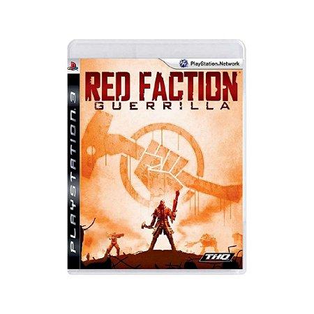 Red Faction: Guerrilla - Usado - PS3