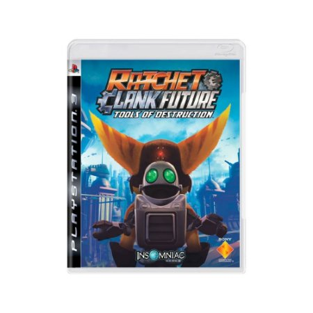 Ratchet & Clank Future Tools of Destruction - Usado - PS3