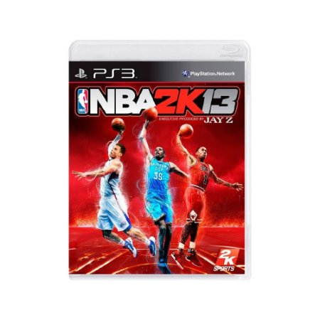 NBA 2K13 - Usado - PS3