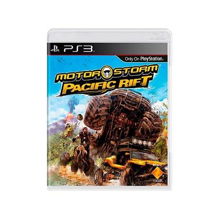 MotorStorm: Pacific Rift - Usado - PS3