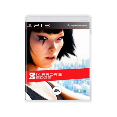 Mirror's Edge - Usado - PS3