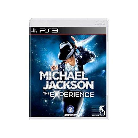 Michael Jackson: The Experience - Usado - PS3