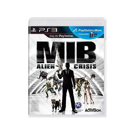 MIB: Alien Crisis - Usado - PS3