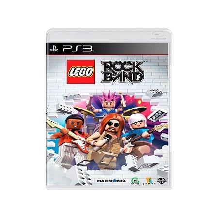 LEGO Rock Band - Usado - PS3