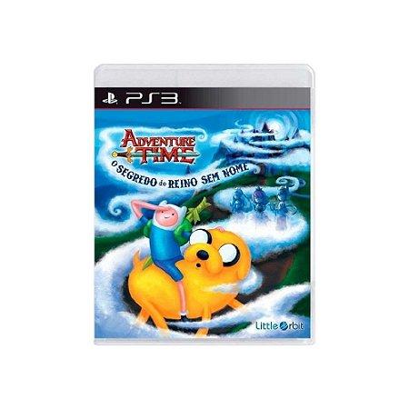 Adventure Time: O Segredo do Reino Sem Nome - Usado - PS3