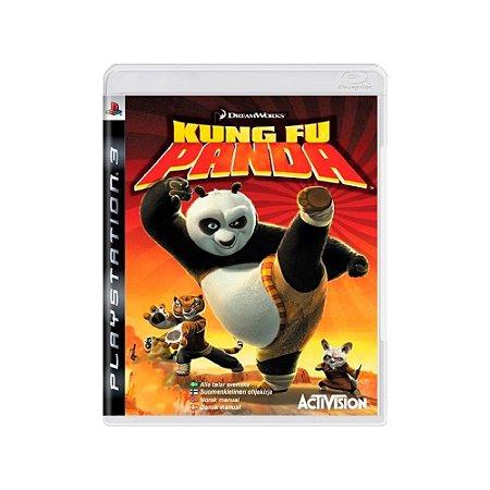 Kung Fu Panda - Usado - PS3