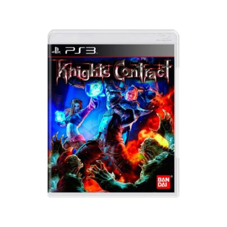 Knights Contract - Usado - PS3