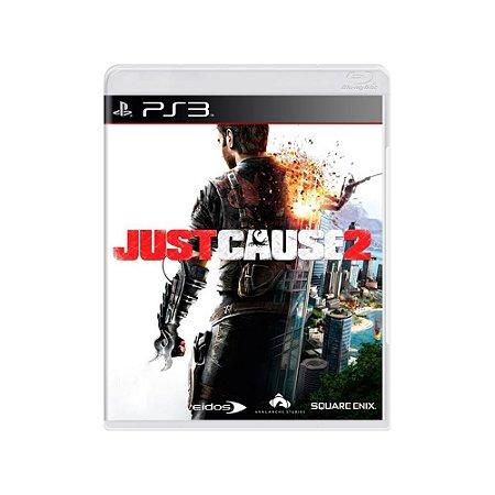 Just Cause 2 - Usado - PS3