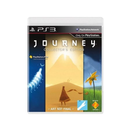 Journey Collector's Edition - Usado - PS3