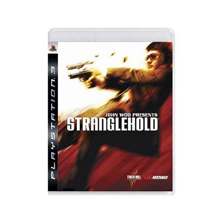 Stranglehold - Usado - PS3