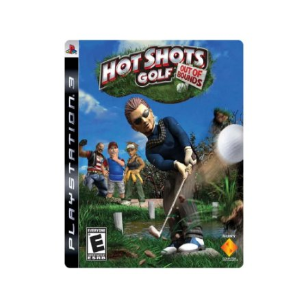 Hot Shots Golf: Out Of Bounds - Usado - PS3