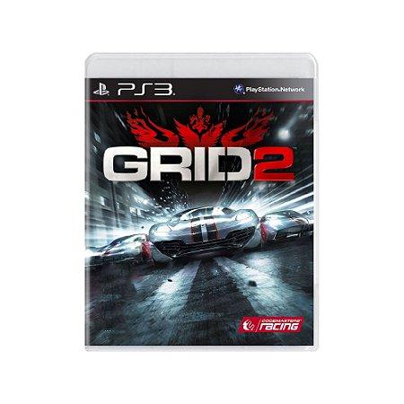 Grid 2 - Usado - PS3