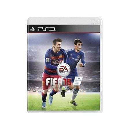 Jogo FIFA 16 - |Usado| - PS3