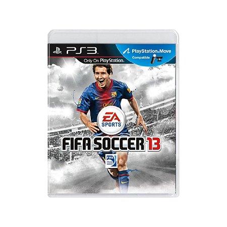FIFA 13 - Usado -  PS3