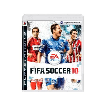 FIFA 10 - Usado - PS3